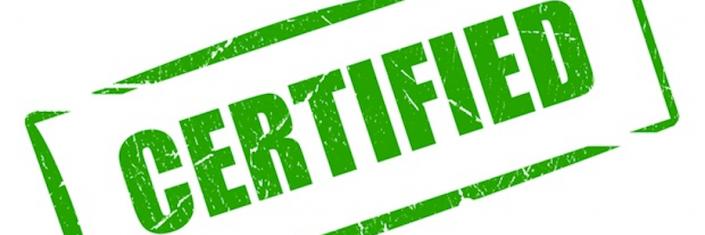 Certified True Copy